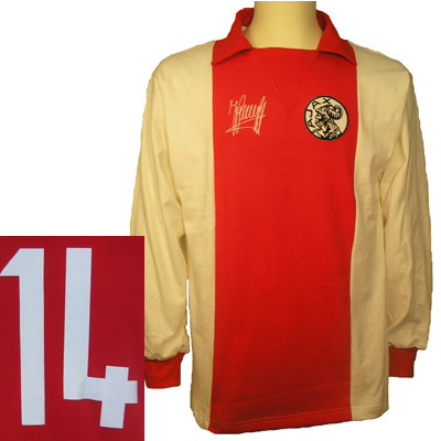 Cruyff Classic Ajax Retro Football Shirts