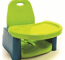 Swing Tray Booster Seat - Lime `TOMY Y7531