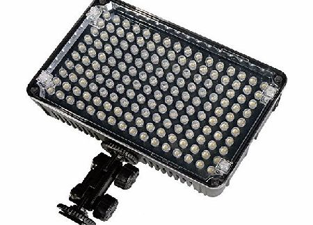 Aputure 160 LED Dimmable Ultra High Power Panel Digital Camera / Camcorder Video Light, LED Light for Canon, Nikon, Pentax, Panasonic,SONY, Samsung and Olympus Digital SLR Cameras