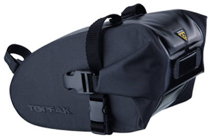 Wedge Drybag Saddle Pack With Straps