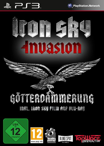 Iron Sky Invasion: Goetterdaemmerung Edition (PS3)