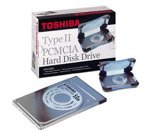 5GB Type II PCMCIA Hard Disk