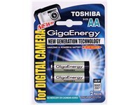GigaEnergy Digital Camera Battery (AA) 2 pack