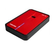SecuRed 200GB External HDD 2.5 USB Rugged