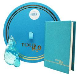 H2O 100ml Plus Free Notebook Gift Set