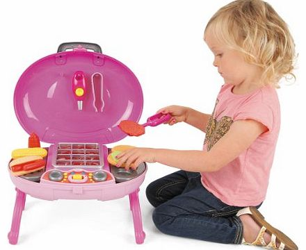 BBQ Play Set with Lights and Sounds