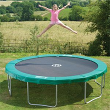 12ft Capital Trampoline