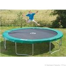 14and#39; Washington2 Trampoline - TP Toys