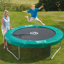 14ft Capital Trampoline