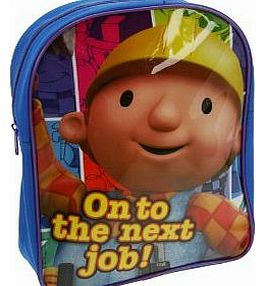 Bob the Builder on to the next job Plain Backpack