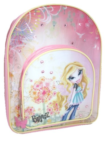 Bratz Pixie Diamente Backpack with front pocket