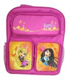 Bratz Music Starz Backpack with three front pockets