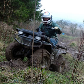Quad Biking (Lycombe ) Extended