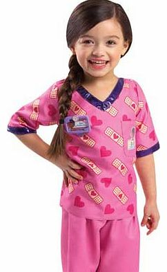 Doc McStuffins Docs Scrubs Role Play Set