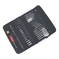 Snappy Tool Holder And 60 Piece Bit Set