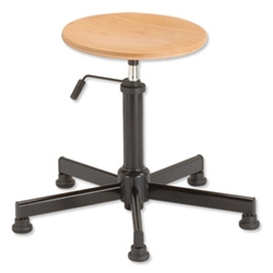 Trexus EasiKleen Wood Stool