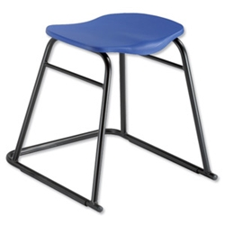 Trexus Edu Low Stool Blue