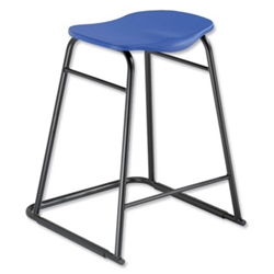 Trexus Edu Stool Blue