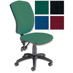 Trexus Flair Operator Chair Permanent Contact