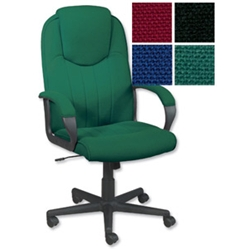 Trexus Intro Manager Armchair Green