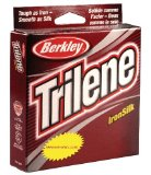 fishing line berkley triline 6 lbs low vis green