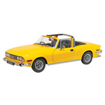 triumph Stag 1970 Yellow