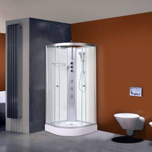 Alto 01 Quadrant Shower Cabin 800x800 Polar White