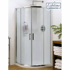 Offset Quadrant Shower Enclosure 900mm x 760mm