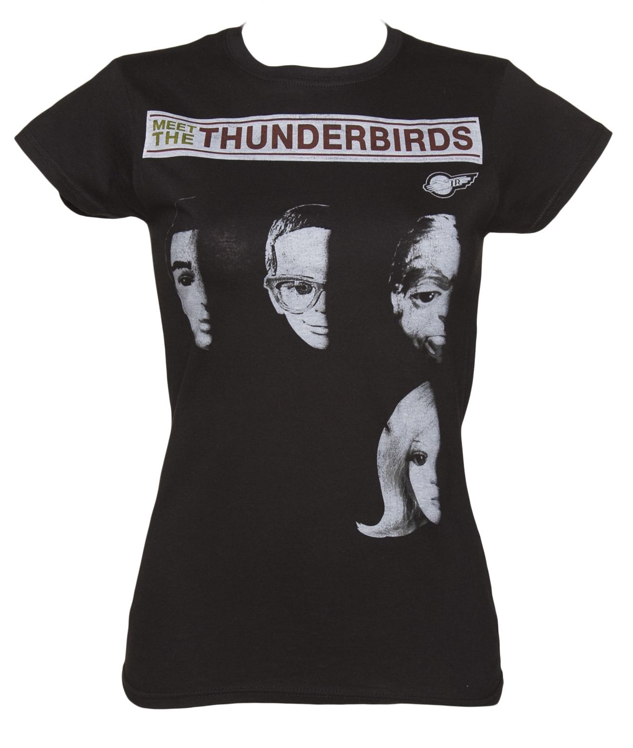 Ladies Meet The Thunderbirds T-Shirt