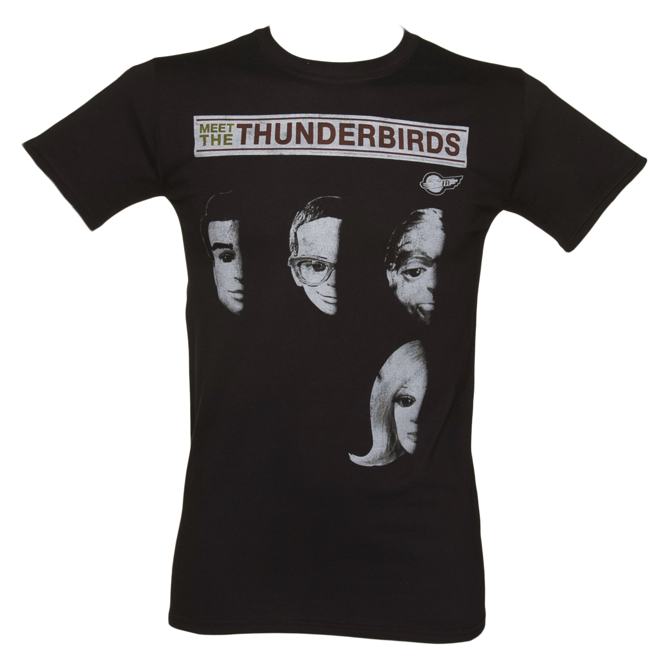 Mens Meet The Thunderbirds T-Shirt