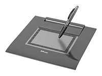 Slimline Design Tablet TB-5300 - Digitizer, digital pen - 14 x 10.2 cm - wired