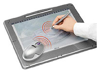 TB-4200 Wirelss Scroll tablet with pen and