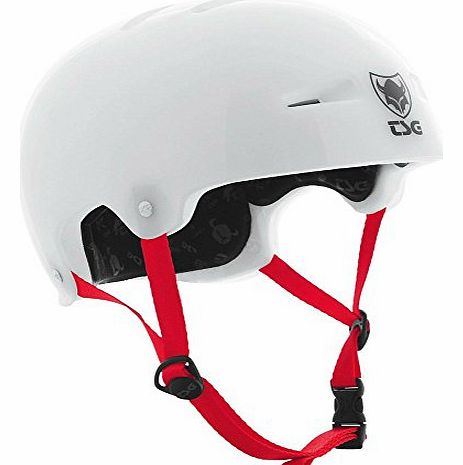 Evolution Clear Helmet - White, L/XL