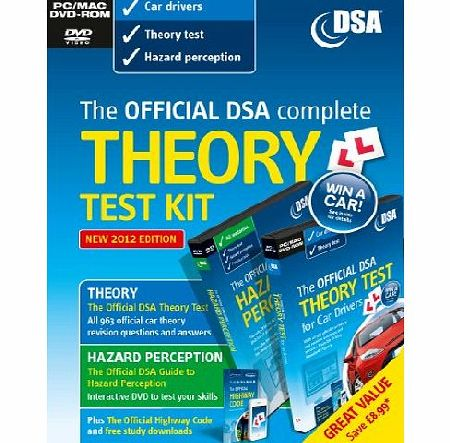 TSO The Official DSA Complete Theory Test Kit - 2012 (PC/Mac)