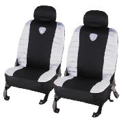 Seat Covers Black/Grey
