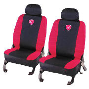Seat Covers Black/Red