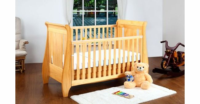 Lucas Cot Bed - Oak