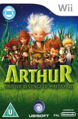 Arthur And The Revenge Of Maltazard Wii
