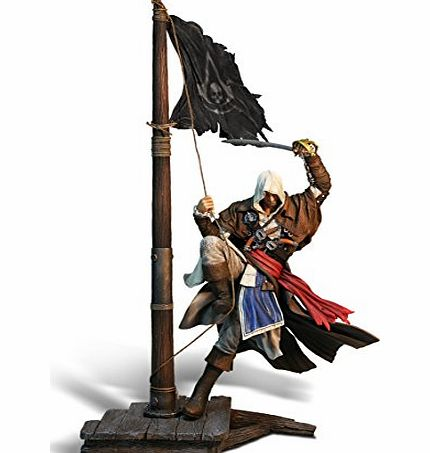 Assassins Creed Buccaneer Figurine: Edward Kenway: Master of the Seas (Electronic Games/PS4/Xbox One/PS3/Xbox 360)