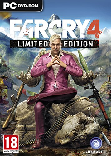 Far Cry 4 (PC DVD)