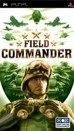 UBI SOFT Field Commander PSP