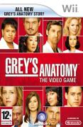 Greys Anatomy The Video Game Wii