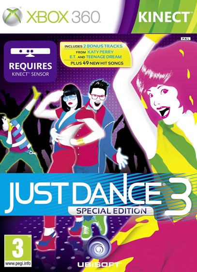 Just Dance 3 - Special Edition Xbox 360