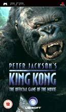 UBI SOFT King Kong Platinum PSP