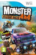 Monster 4x4 Stunt Racer Wii