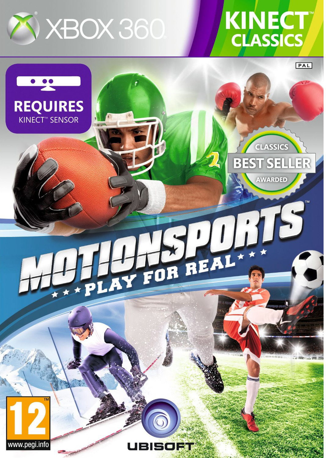 Motion Sports Classic Xbox 360