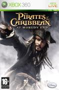 Pirates of the Caribbean At Worlds End Xbox 360