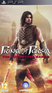 UBI SOFT Prince of Persia The Forgotten Sands PSP