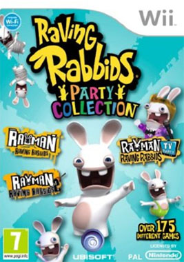 Rabbids Triple Pack Wii