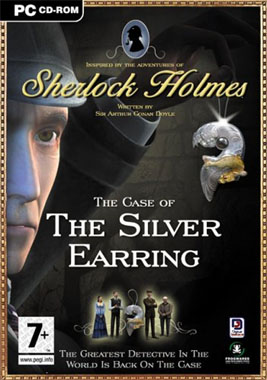 Sherlock Holmes - Case of the Silver Earring Wii